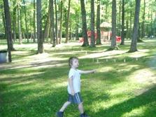 Shaun at park